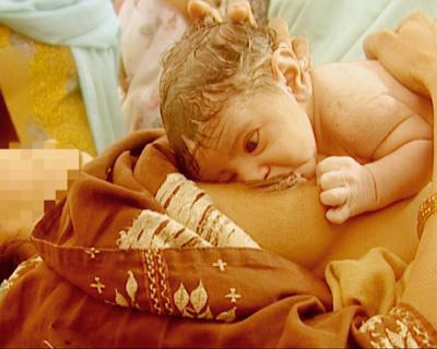 UNICEF – Breastfeeding Crawl Video – Corpus Christi Birth Center